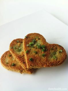 Check out my Low Carb Cheese and Chive Crackers (Gluten Free) Recipe. This recipe is gluten free, grain free, low carb, clean, savory, perfect for scooping dips or dipped in your favorite soup.
