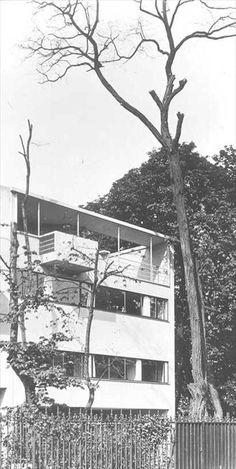 Maison Cook, Boulogne-sur-Seine, France, 1926