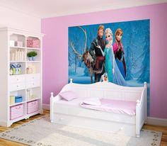 Poster: Disney Frozen online te koop. Bestel je poster, je 3d filmposter of soortgelijk product 2.5 x 1.8m 2-baans