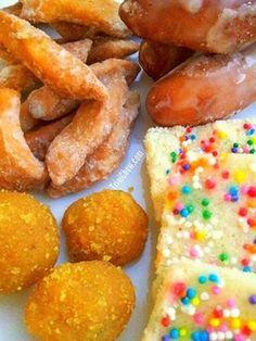 Kurma, Gulab Jamoon, Laddoo&  Coconut Barfi- Indian Sweets for Divali & Puja in Trinidad and Tobago