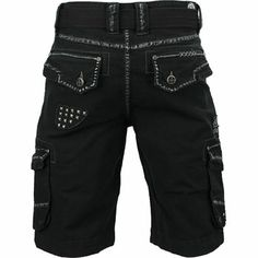 Affliction Liquid Sky Cargo Shorts - MMAWarehouse.com - MMA Shorts, MMA Gear, MMA Gloves, MMA Clothing