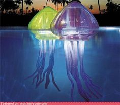 If we ever get a house with a pool, I'm getting some of these.