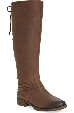 Arturo Chiang 'Darla' Riding Boot (Women) available at #Nordstrom