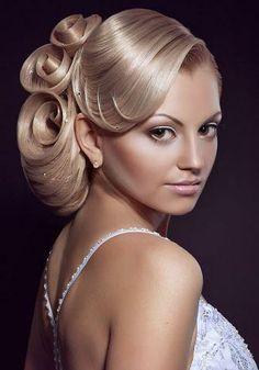 682 mejores imágenes de peinados y colores  a845f4d603f3