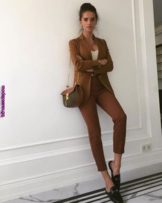 40 Most Popular Casual Work Outfit Ideas Â« Fashion 2019 Business Outfit Damen, Business Casual Outfits, Professional Outfits, Business Professional, Business Attire, Work Outfits Office, Business Style, Outfit Chic, Elegant Outfit