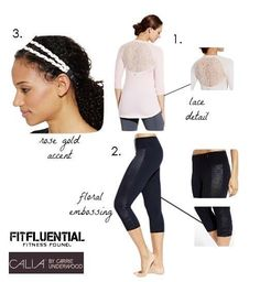 Fashion Friday with CALIA by Carrie Underwood: Gym Style to Streer Style
