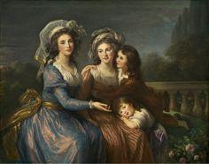 портрет дамы Сэр Томас Лоуренс - Г-жа Роберта Бленкоу