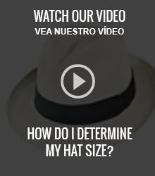 Hat Sizing - How to Determine Your Hat Size b0450be4e02