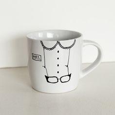 Mrs. Mug from Oh Leander $25