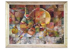 Cubist Still Life, 1962 on OneKingsLane.com