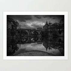 AMARANTE, Portugal Art Print by Elias Silva Photography - $16.00
