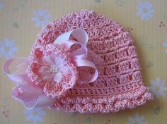 Fashion hats for kids: crochet patterns ~ Craft  handmade blog ~ Inspiration