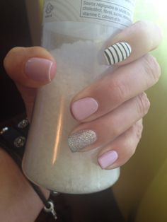 Pretty :) #nails by Polly at Ocean Day Spa - Windsor, Ont., Canada