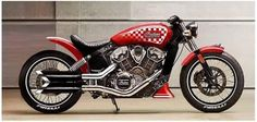 2015 Indian Motorcycle Scout Custom.  Just beautiful
