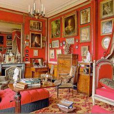somptueux appartement au Palais-Royal, collection Maurice Aicardi