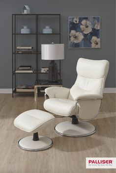 For rooms with a darker palette, use white as an accent color.
