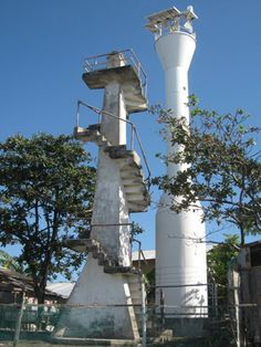 Lighthouses of the Southwestern Philippines
