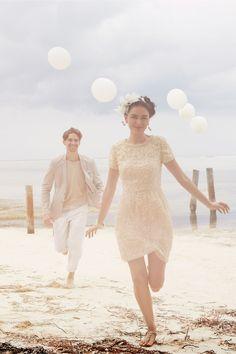 Stardust Dress in Bride Reception Dresses at BHLDN