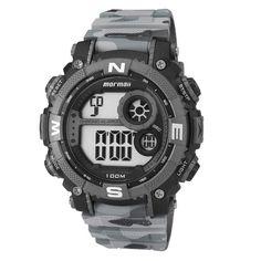 3678020eb3a Relógio Mormaii Camuflado MO12579A8C Somente na FutFanatics você compra  agora Relógio Mormaii Camuflado MO12579A8C por apenas