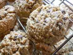 Oatmeal Chocolate Chip Lactation Cookies by Noel Trujillo