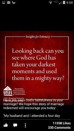 God turning - into +