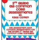 This 2nd Grade Common Core ELA Assessment Mega Pack contains assessments for the ELA Common Core Standards. These assessments can be easily used as...