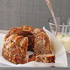 Hackfleischgugelhupf mit Kartoffelsauce Rezept | Küchengötter