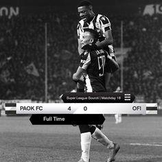 #PAOKOFI 4-0 #SuperLeague #TheFutureIsHere Scores, Finals, Thessaloniki, Instagram, Movies, Movie Posters, Films, Film Poster, Final Exams