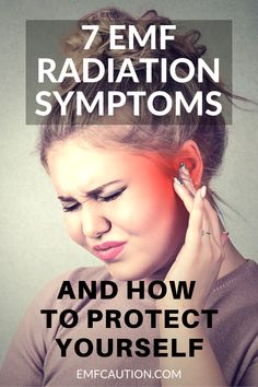More and more people report problems after being exposed to high levels of EMF radiation. Here are some of the typical symptoms for people who… Natural Remedies For Heartburn, Natural Teething Remedies, Natural Health Remedies, Natural Cures, Health Tips, Health And Wellness, True Health, Health Care, Herpes Remedies