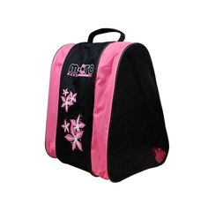 Amazon.com : Triangle Bales/Roller Blading/Roller Dedicated Skating Bag Pink : Sports & Outdoors