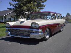 '58 Ford  Wagon
