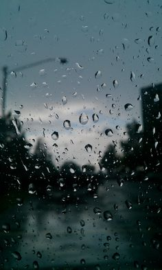 Rain on the Outside