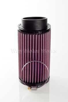 K&N Air Filter for DDMworks intake. This is a great spare or replacement filter for your DDM intake you have installed on your MINI. <br /> <br />Comes as one K&N filter, and hose clamp.