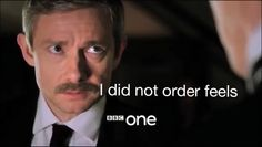 How I feel every time I watch anything written/directed/touched by Moffat.