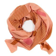 POKETO   PEONY scarf by Block Shop Textiles