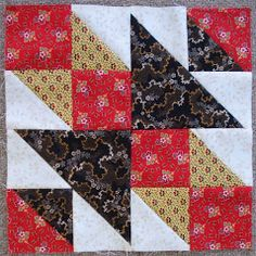 Little Quilts January 2014 Second Saturday Sampler