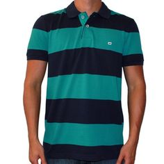 Camisa Polo Sky, Land and Sea Pepo Listras R$182.16
