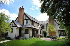 Tudor Style Homes Design Ideas, Pictures, Remodel, and Decor