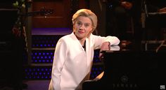 "Saturday Night Live kicked off its first episode after the presidential election with a powerful tribute to both losing candidate Hillary Clinton and legendary musician Leonard Cohen. The episode, which was hosted by Dave Chappelle, opened with cast member Kate McKinnon performing a cover of Cohen's classic track ""Hallelujah"" while dressed as Clinton. ""I did my best, it wasn't ..."