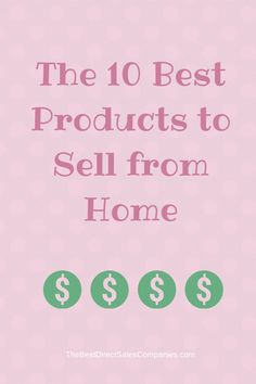 Selling Products From Home Has Become Increasingly Popular In