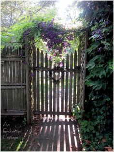 An Enchanted Cottage: Hearts are wild...