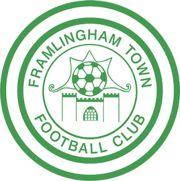 Framlington Town FC of Suffolk, England crest. British Football, Sports Clubs, Football Team, Branding Design, Suffolk England, Crests, Badges, English, Football