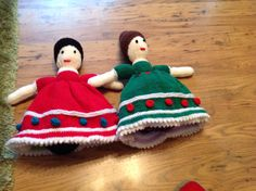Ihave made lots of these dolls