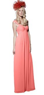 Shop Watters Bridesmaid Dress - Orchid in Crinkle Chiffon at Weddington Way. Find the perfect made-to-order bridesmaid dresses for your bridal party in your favorite color, style and fabric at Weddington Way. Wedding Dresses 2018, Prom Dresses For Sale, Bohemian Bridesmaid, Bridesmaids, Party Fashion, Bridal Gowns, Bridal Accessories, Shoulder Straps