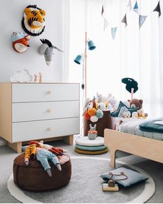 Image of Children's Ottoman as seen on Oh eight Oh nine blog. ( inc gst)