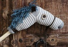 Craft for Kids: Make a Hobby Horse