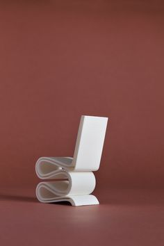 Wiggle Side Chair design by Frank Gehry 1972 for Vitra, Sergio Magnano 3D print, mail sermag3d@gmail.com