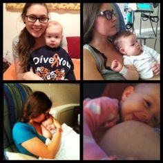 Breastfeeding through leukemia.  Did this mom save her babies life with breast milk? Amazing.