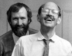 Jim Henson and Frank Oz Best Friends Forever.