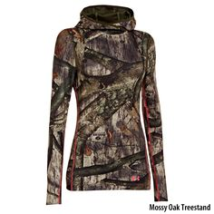 Under Armour Womens EVO Scent Control Hoodie-778072 - Gander Mountain
